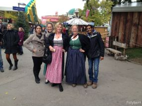ready to party @Wiener Wiesn