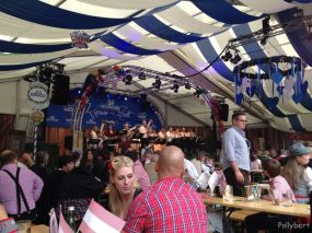 traditional music @Wiener Wiesn