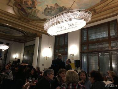 Circulo de Bellas Artes downstairs bar