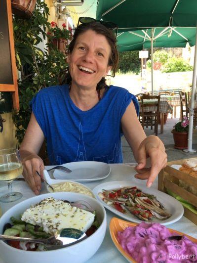 lunch at Paxoimadi @Lakka