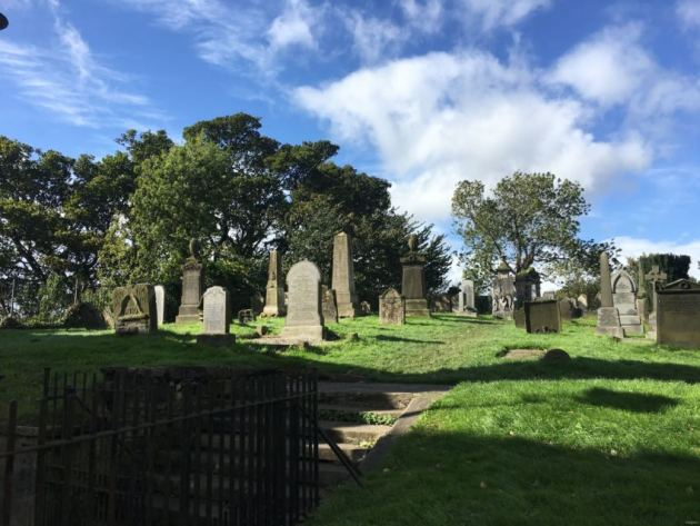 cemetery @Stirling