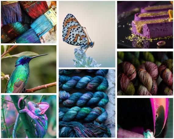 Qing Fibre Spring 2020 yarn clubs