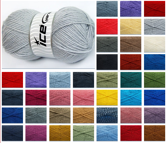 Yarn Paradise flash sale on Ice Yarns Favourite Wool