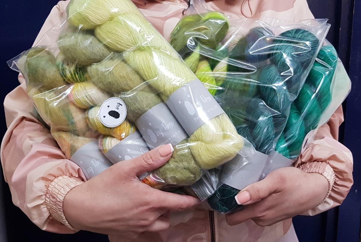 Qing Fibre lucky dip bundles