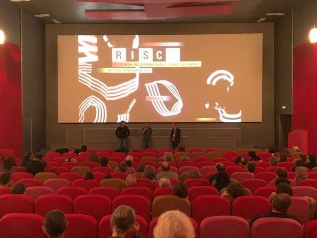 Projection festival risc 2016