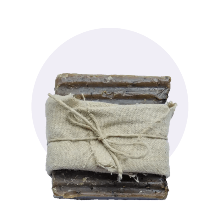 dirty chai skin care soap