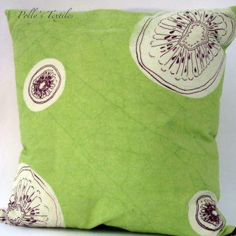 Kiwi cushion