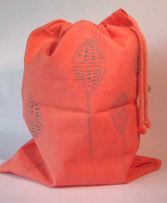 handmade laundry bags