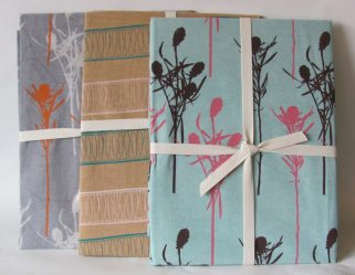 colourful one off fabrics