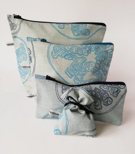 handmade sponge bags