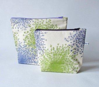 olive large sponge bags