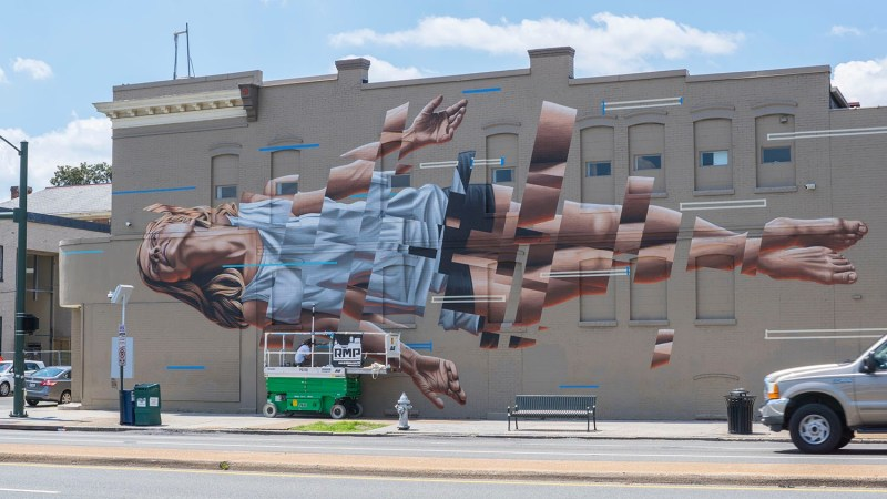 James Bullough street art mural arte urbano2