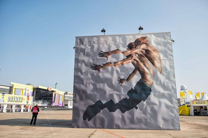 James Bullough street art mural arte urbano5