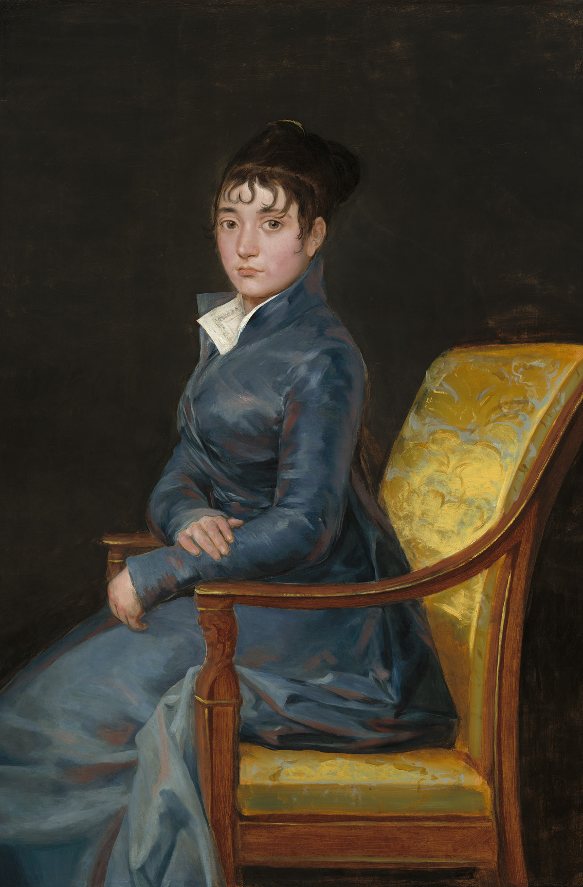 Teresa Luisa de Sureda, h. 1803-1804, oil on canvas, Gift of Mr. and Mrs. P.H.B. Frelinghuysen in memory of her father and mother, Mr. and Mrs. H.O. Havemeyer.