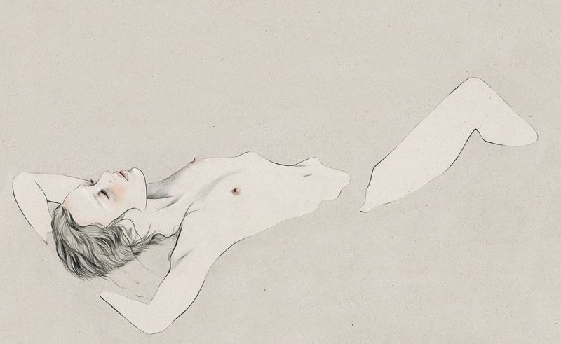 Kelly Thompson sensual illustration Cultura Inquieta 9