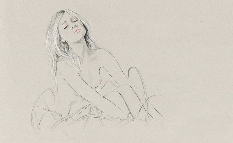 Kelly Thompson sensual illustration Cultura Inquieta 14