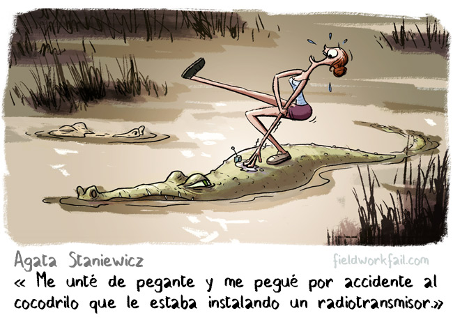 Jim Jourdane ilustracion humor