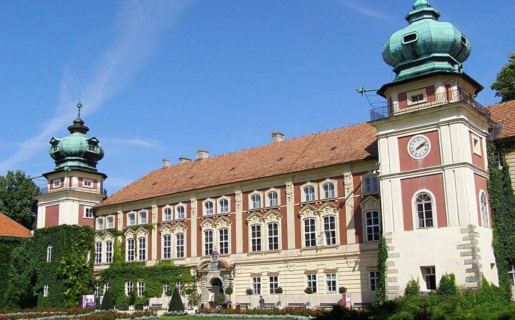Château à Łańcut