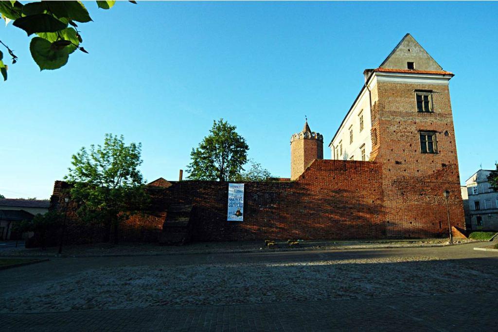 Château de Łęczyca