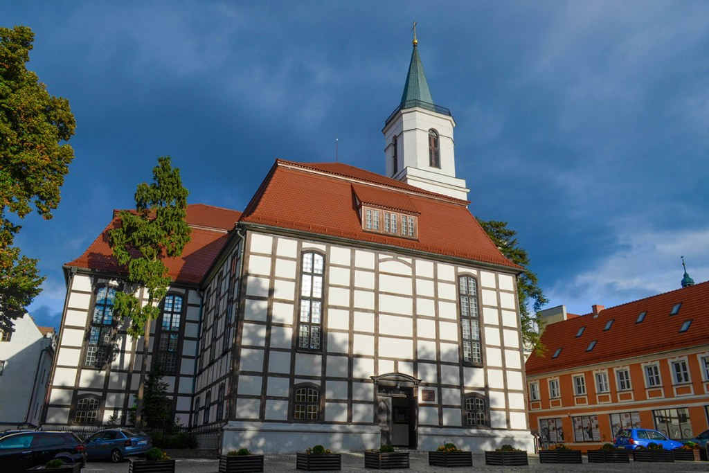 Eglise à Zielona Góra