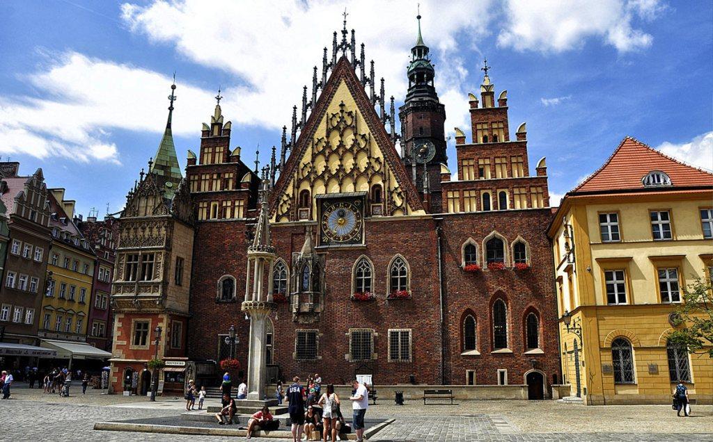 office de tourisme wroclaw