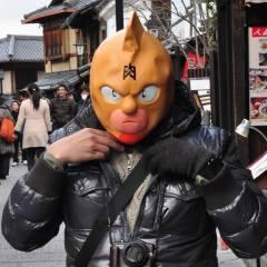 【遊記】一月京阪服裝考究