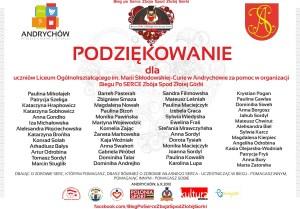 Bieg po Serce Zbója Andrychów - 89