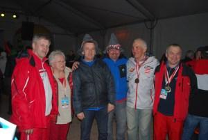 Arek Zagrodnik organizator igrzysk i Austria