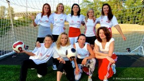 Kobieca drużyna piłkarska Polonii Sport w Wiedniu