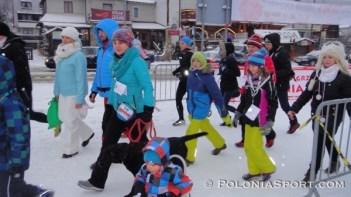 Bieg po Serce Zbója Szczyrka - II Winter Edition - 128