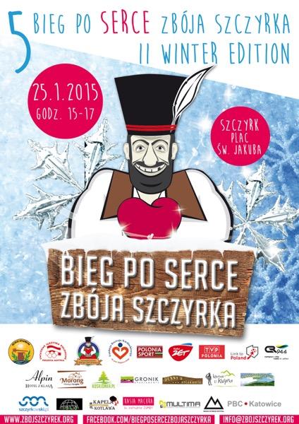 Wyniki 5. Biegu po Serce Zbója Szczyrka - II WINTER EDITION