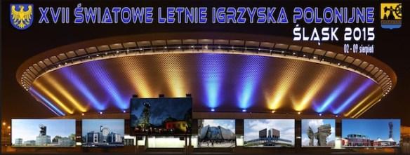 Letnie Swiatowe Igrzyska Polonijne SLASK 2015