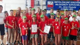 XV Igrzyska Polonijne Młodzieży Szkolnej im. Jana Stypuły