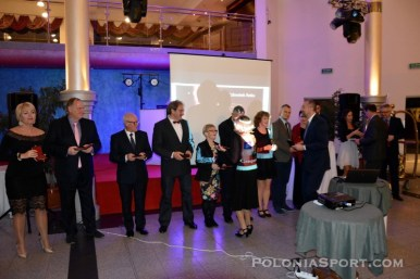 Gala Polskiej Federacji Nordic Walking, Nordikusy 2017. Fot. Andrzej Kempa