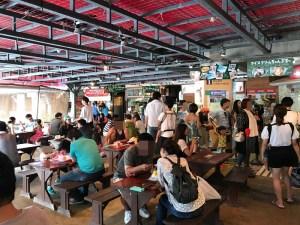 恩納村みちの駅は大混雑の大人気