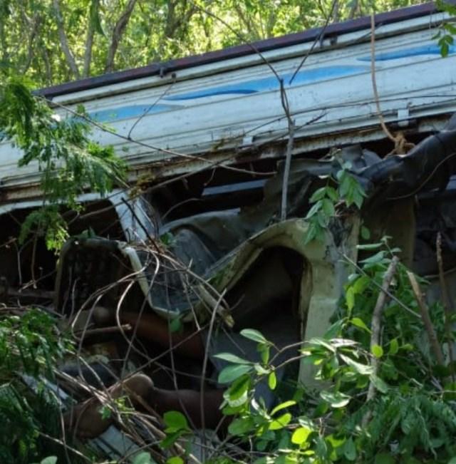 Screenshot 20200830 173243 Samsung Internet - Cinco 5 nacionales haitianos muertos en accidente carretera Polo-Cabral