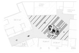 planmassefinal cour jardin Belgique paysage