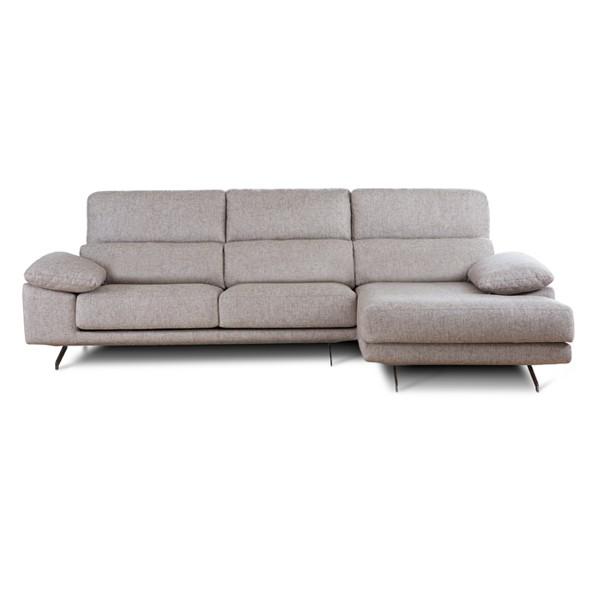 sofá 3 plazas silver de muebles polque