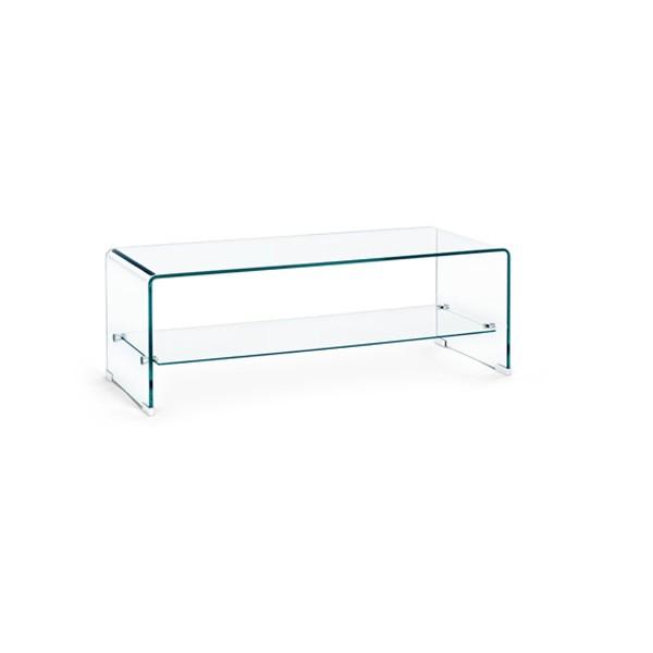 mesa centro de cristal marco muebles polque