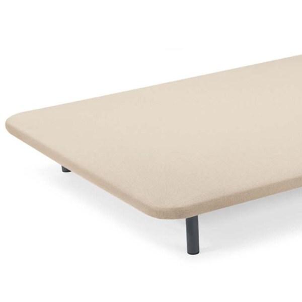 detalle somier tapizado coco muebles polque