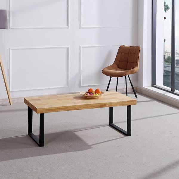 mueble de centro de roble estilo industrial muebles polque
