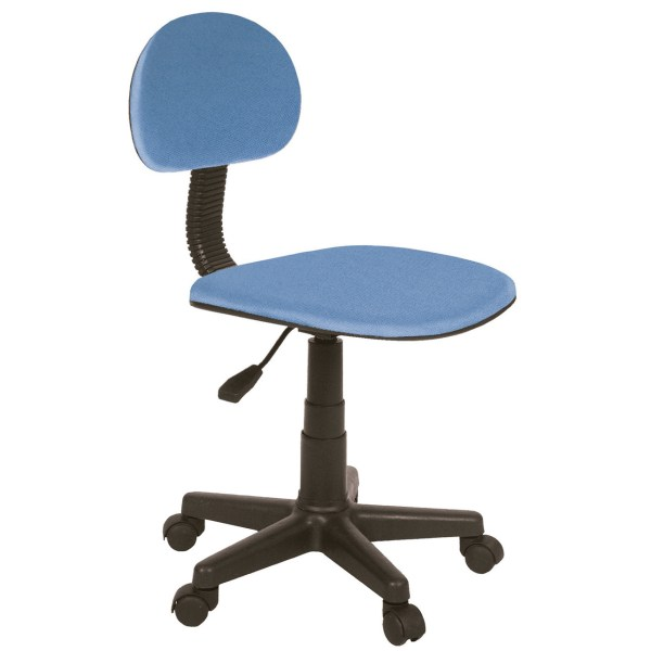 Silla escritorio juvenil Coco azul