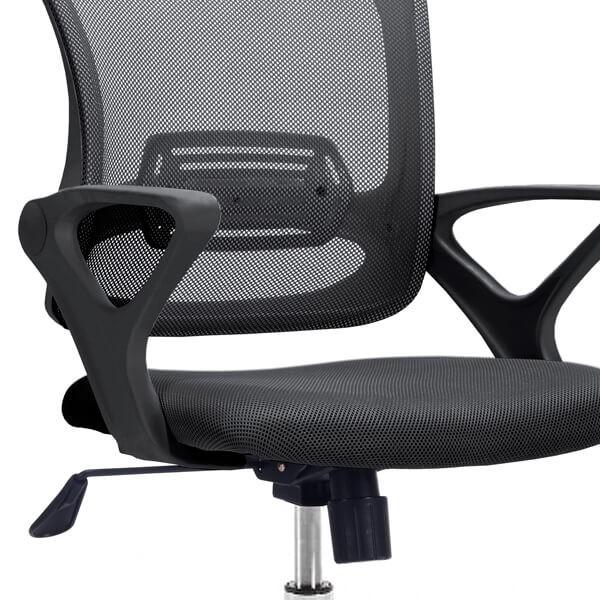 Silla escritorio Siba negra