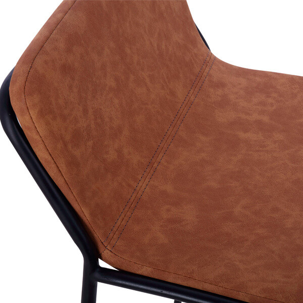 taburete alto tapizado muebles polque