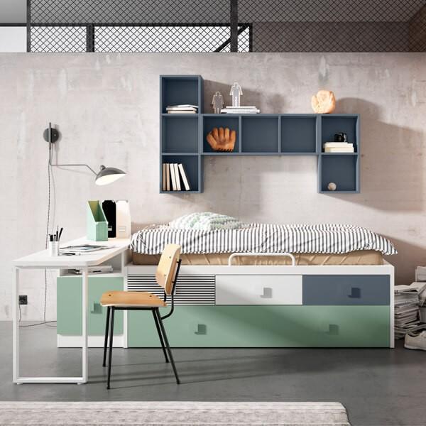 Juvenil 008 Muebles Polque