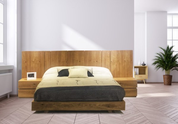 Dormitorio Oak