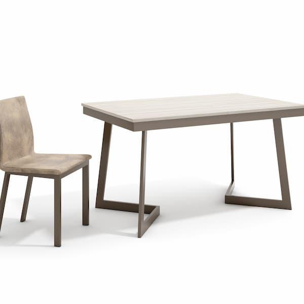 mesa de comedor extensible madera muebles polque
