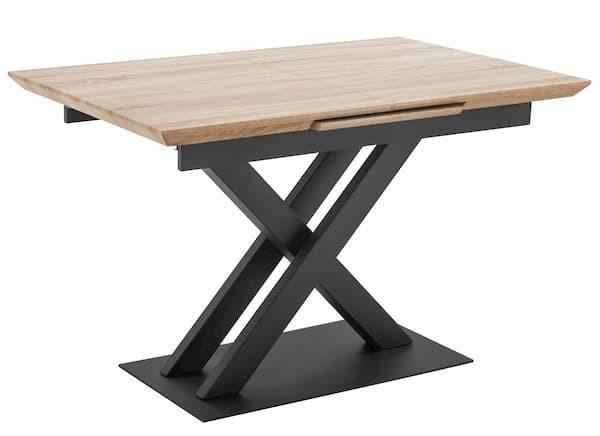 Mesa de comedor extensible automática muebles polque