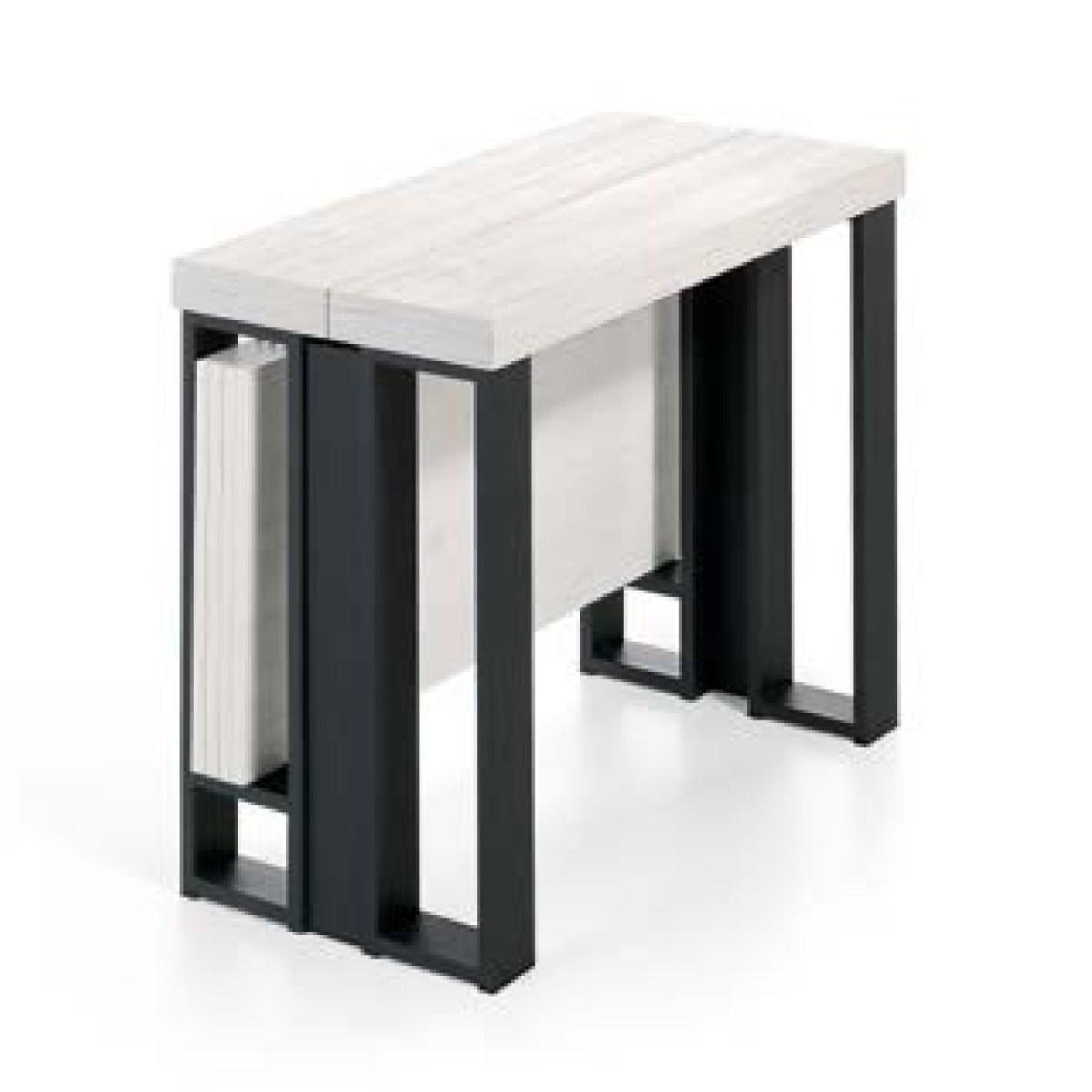 Consola extensible a mesa de comedor