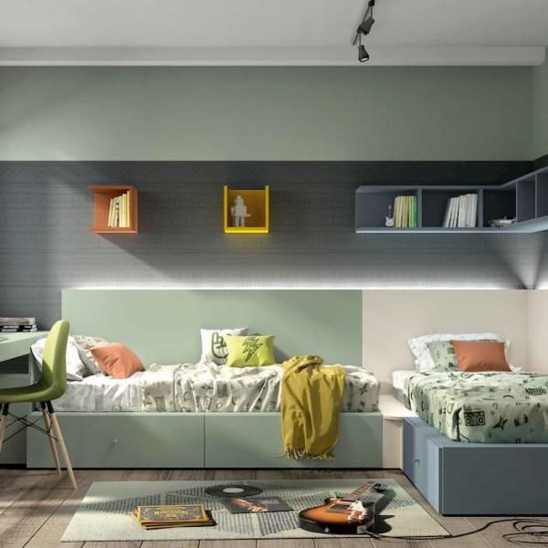 Dormitorio Juvenil K03